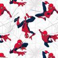 Premium Roller in Disney Spider-Man Patterned Fabric - Just Blinds